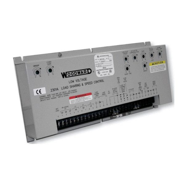 9907-018 Speed Controller-Load Share, 2301A